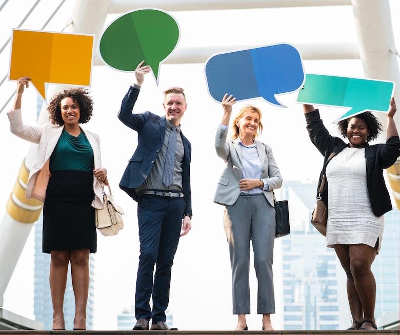 【面接の回答例あり】長所のコミュニケーション能力を自己PRするときの伝え方
